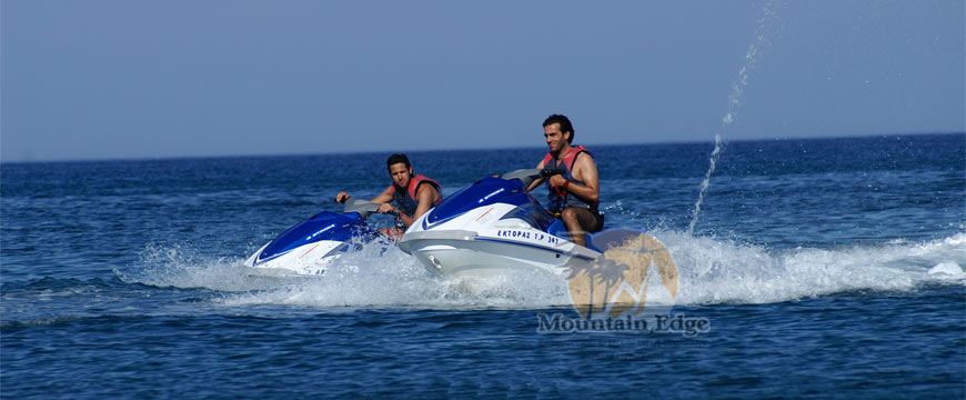 jet ski ride at andaman